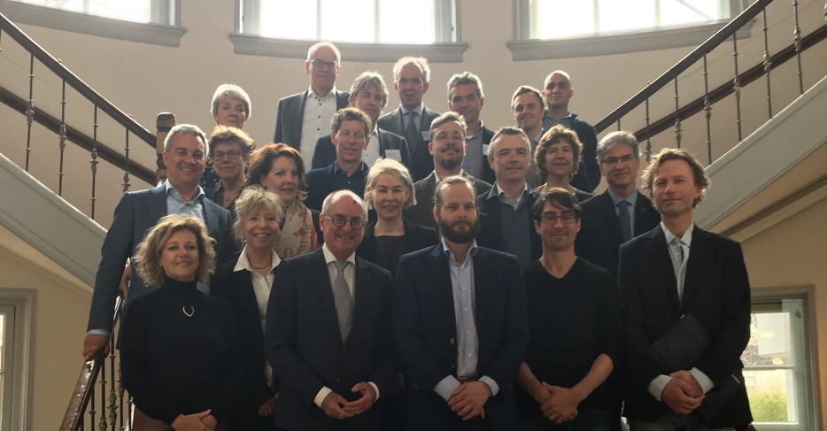 Professors gather to further the Digital Society programme