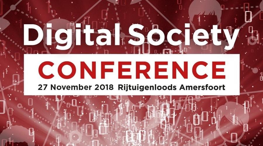 Digital Society Conference 27 November