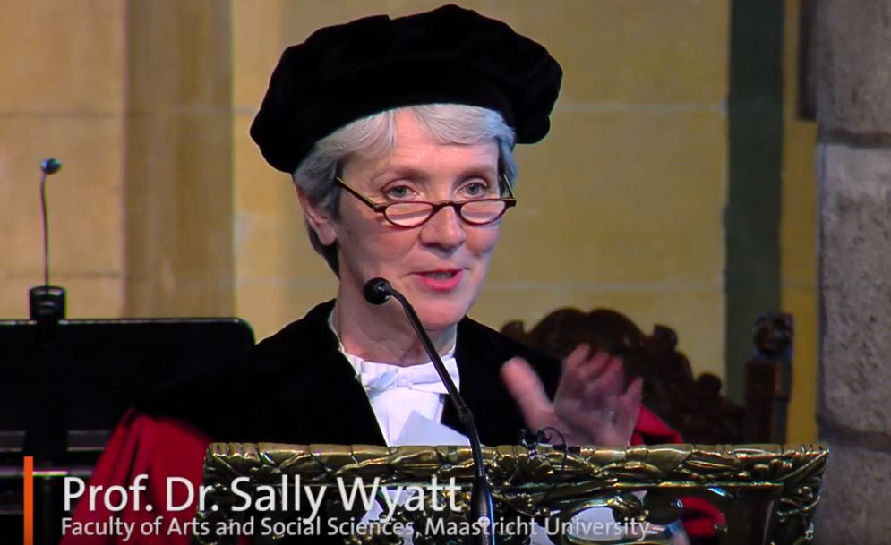 "Interview Sally Wyatt: ""Technical choices are always ethical choices too"""