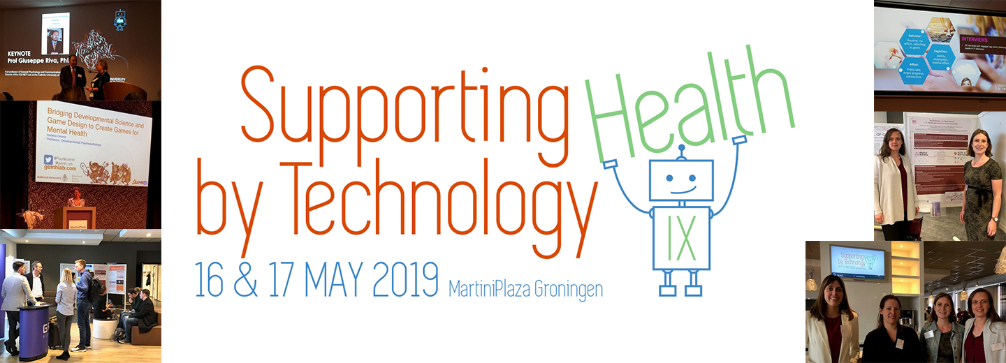 Supporting Health by Technology – Our highlights