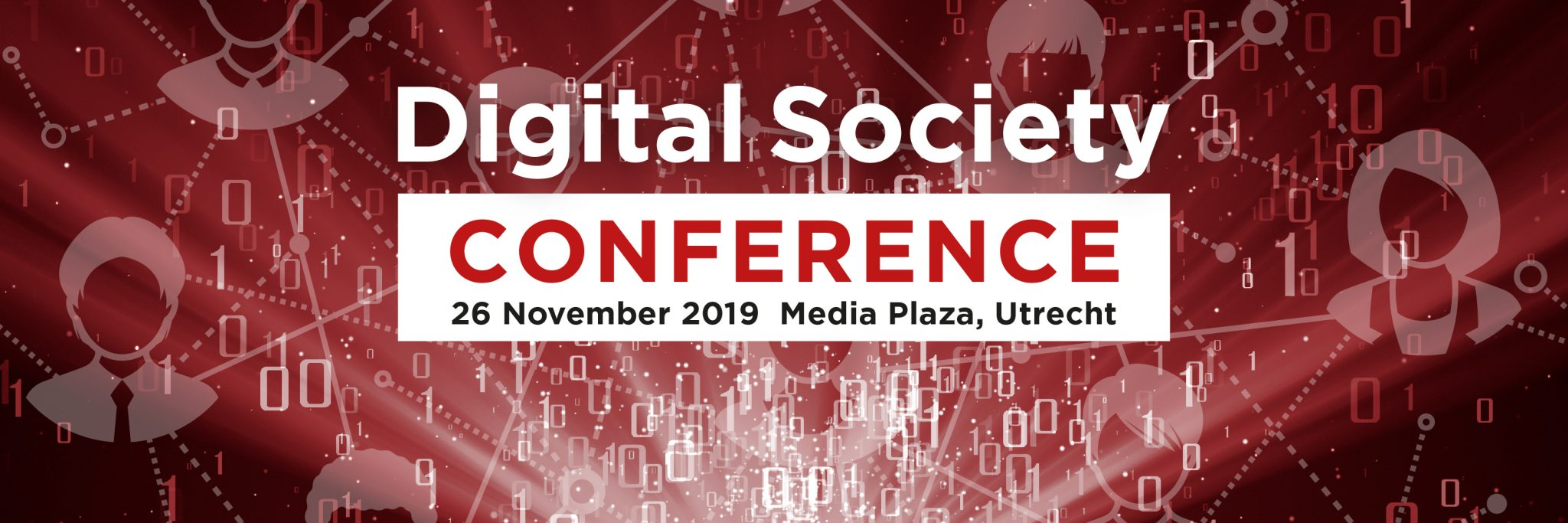 26 Nov: Dutch universities organise second Digital Society Conference