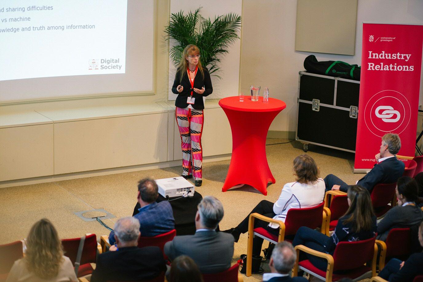 Digital Society Meet & Greet XL in Groningen