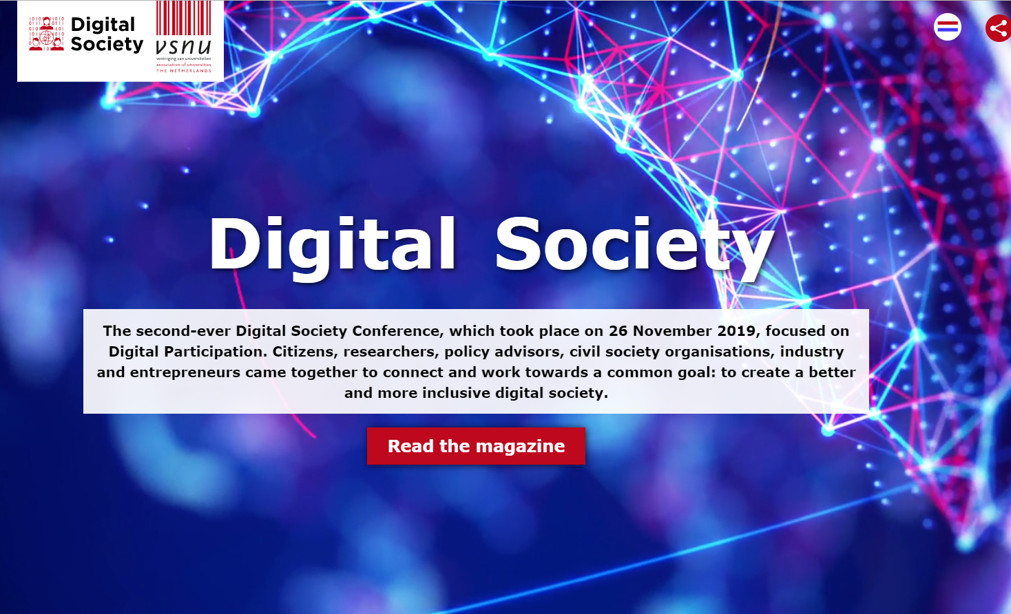 Digital Society Conference 2019 e-zine