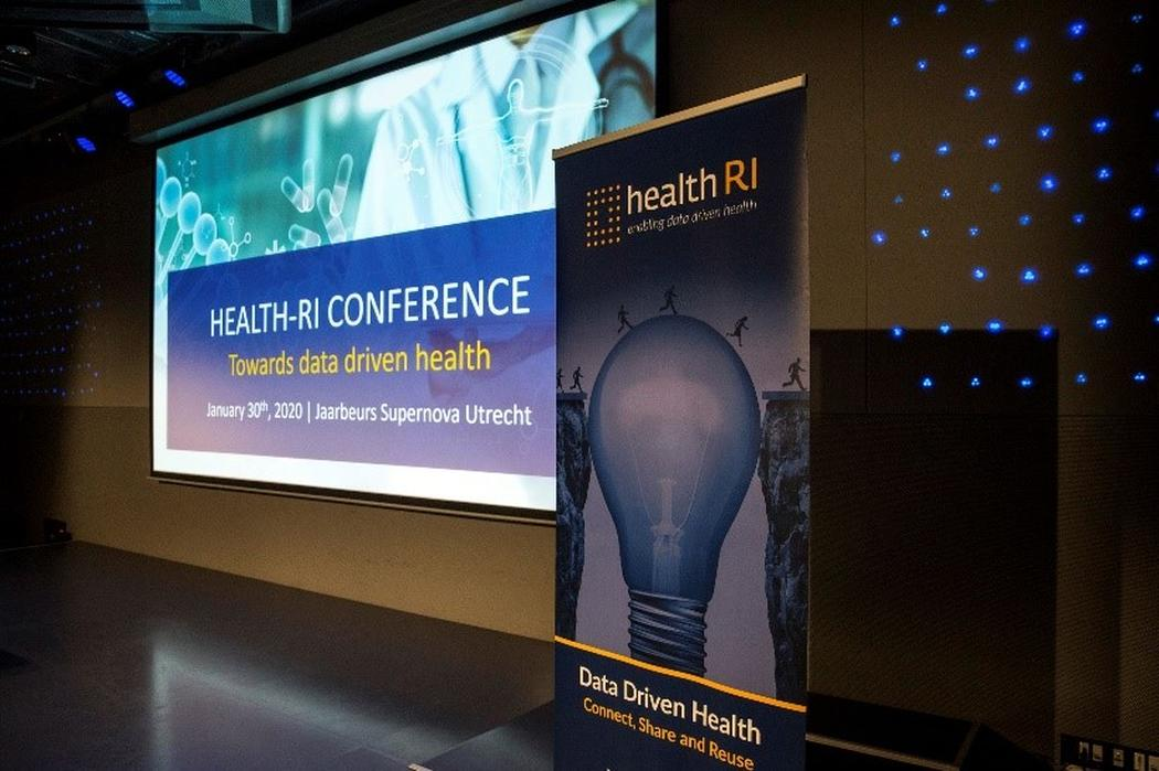 HealthRI Conference: Towards Data Driven Health