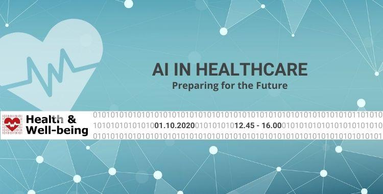 Registration Open – AI in Healthcare: Preparing for the future