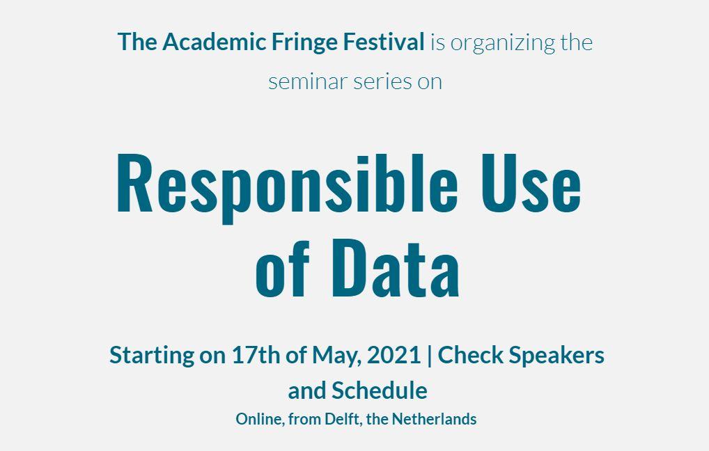 Seminar Series: Responsible Use of Data